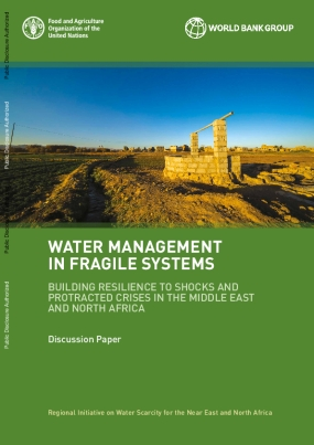 Water Management in Fragile Systems: Building Resilience to Shocks and Protracted Crises in the Middle East and North Africa